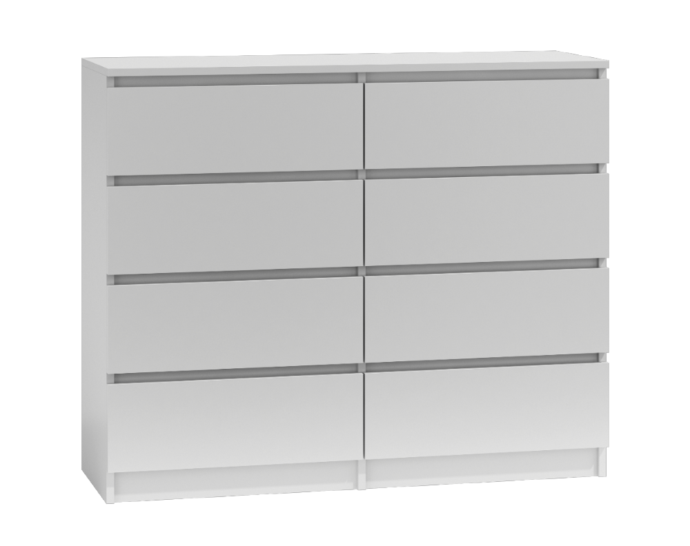Moderna - 8 Drawer